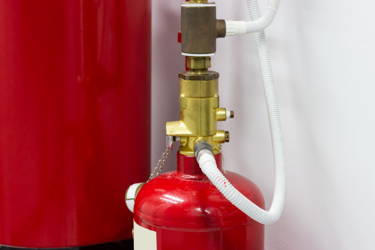 Jacksonville Fire Suppression System Installation
