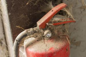 Jacksonville Fire Extinguisher Maintenance