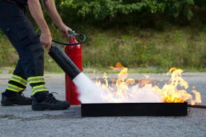 Orlando Fire Extinguisher Service